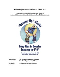 alaska child car seat laws booster seats and child car seats injury prevention