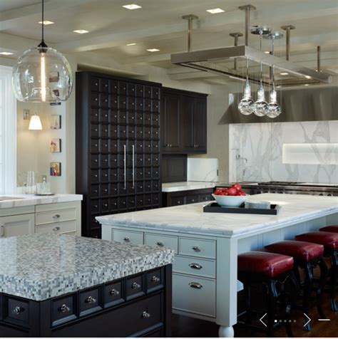 kitchens with 2 islands kitchen with two islands contemporary kitchen de giulio kitchen design