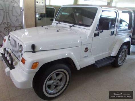 Used Jeep Wrangler In Used Jeep Wrangler 1998 Car For Sale In Karachi 806243