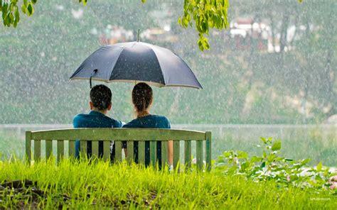 kumpulan kata kata bijak cinta tentang hujan romantis