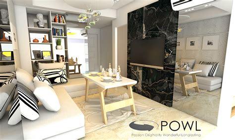 design interior apartemen 36m2 jual paket apartemen landmark residence di bandung