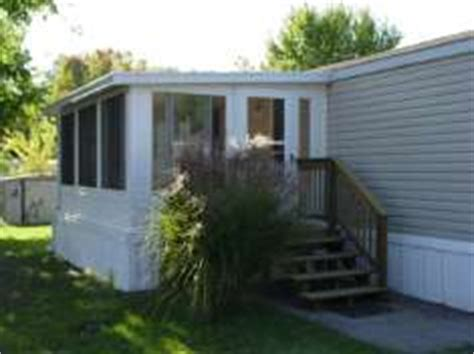 mobile home patio enclosures dacraft dayton ohio mobile home products roofing