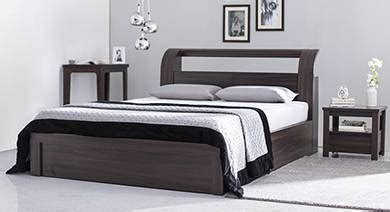 Trundle Bedroom Sets Bed Designs Buy King Amp Queen Size Beds Online Urban Ladder