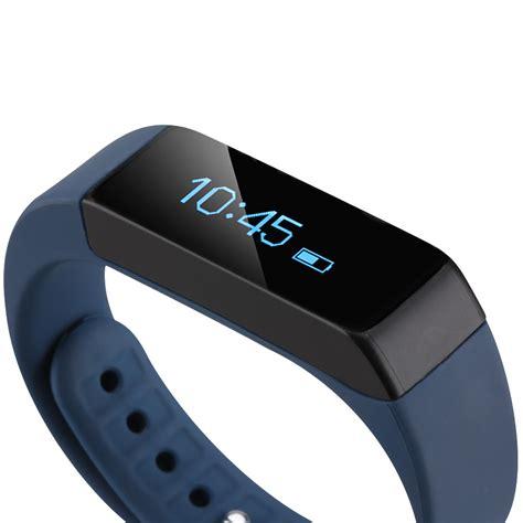 DIGGRO OLED Smart Bracelet IP65 Bluetooth 4.0 Sport Armband Sleep Call Pedometer