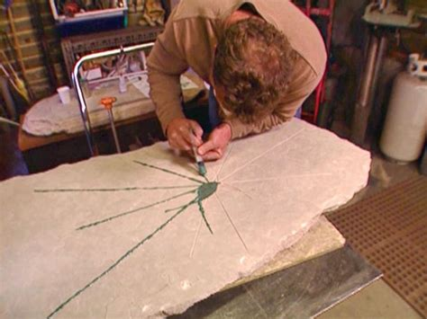wooden extendable table with granite in lays for sale in how to make a stone top coffee table how tos diy