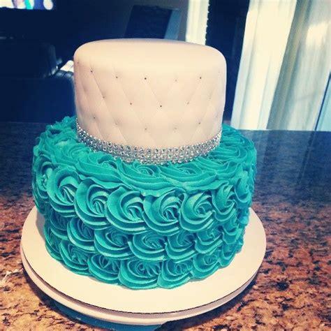 tier wedding cakes tier rosette cake   order