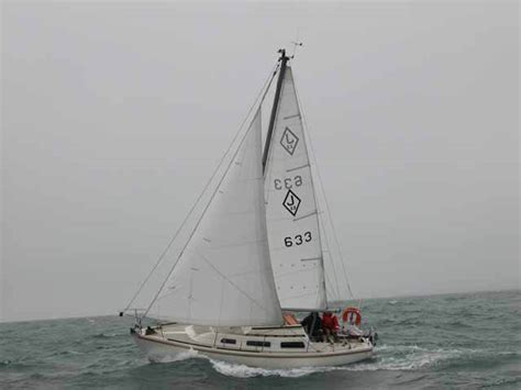 zeilboot jaguar 25 jaguar 25 yacht test report