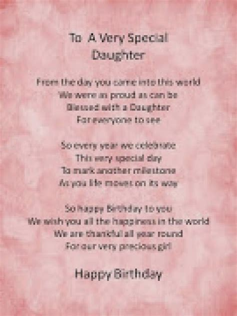 Beautiful Quotes For Daughters Birthday Birthday Daughter Quotes Kootation Blogspot Com