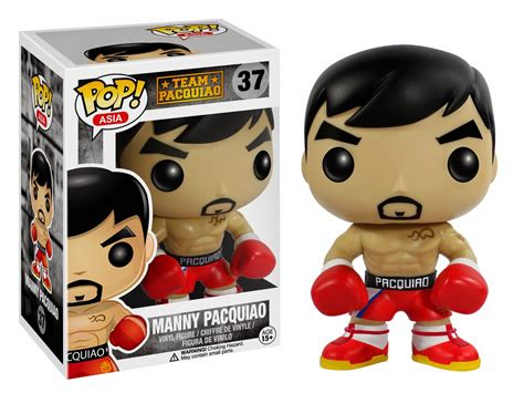 other manny pacquiao funko pop figures you might not