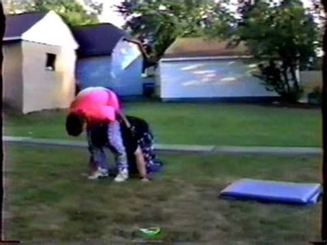 backyard wrestling 3 quot backyard wrestling greatest hits quot 1991 music video