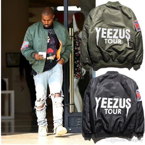 Promo Bomber Patch Jaket Wanita Termurah Jacket Boomber 2017 new kanye west yeezu s jacket ma1 bomber jacket pilot jackets jackets for hip hop sport