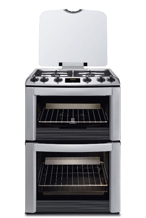 Oven Gas Electrolux Buy Electrolux Ekg6120aox Gas Cooker With Oven