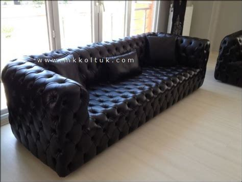 Chesterfield Contemporary Sofa Modern Elegant Business New Chesterfield Sofa