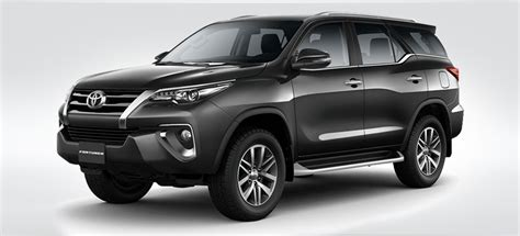 Toyota For Tuner Toyota Fortuner Choose Your Vehicle Toyota Motor