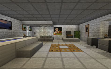 minecraft bathroom ideas minecraft projects minecraft bathroom with functional
