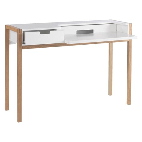 laptop desk quint white laptop desk buy now at habitat uk