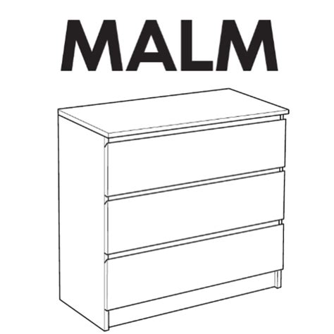 Ikea Replacement Parts Malm Dresser ikea malm dresser replacement parts furnitureparts