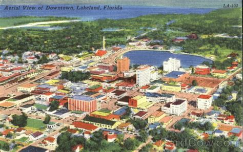 we buy houses lakeland fl aerial view of downtown lakeland fl