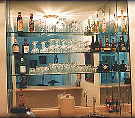 bar mirror with shelves hou tex service glass houston residential glass commercial glass