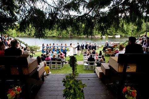 Pocono Lake Preserve Wedding by DPNAK Weddings