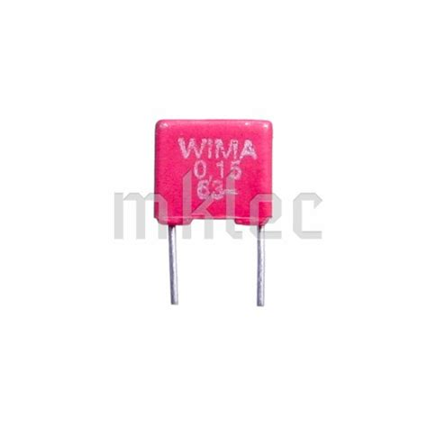 wima polyester capacitors 150nf 63v polyester polybox capacitor wima