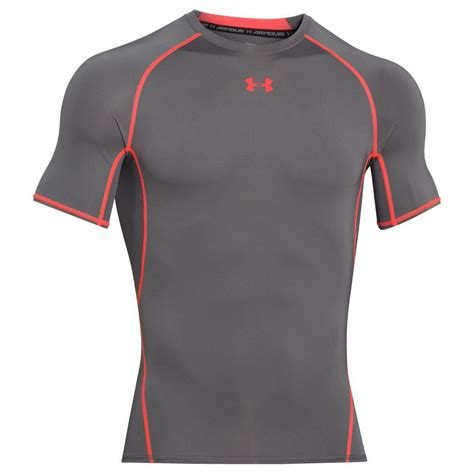 Baselayer Shortsleve Armor Biru armour 2017 mens heatgear armour compression sleeve shirt baselayer