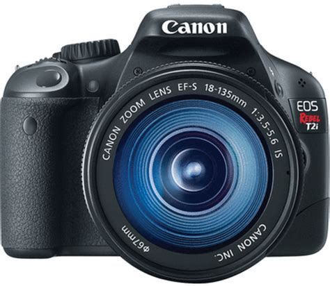 Canon Bordir Canon Eos canon eos rebel t2i with 18 135mm is kit canada and
