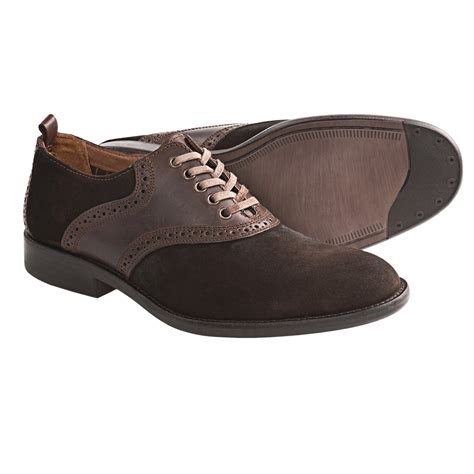 oxfords shoes for johnston and murphy decatur saddle shoes oxfords for