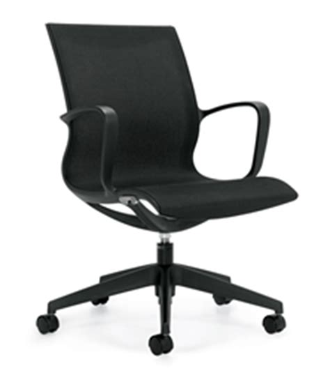 global total office solar mesh back conference chair 8456
