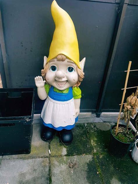 asda giant garden gnome  wandsworth london gumtree