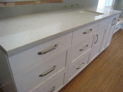 Grey Caesarstone Countertops by Grey Caesarstone Kitchen Grey And
