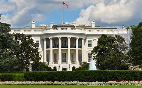 United States White House Us Needs To Clear Its Vision On Afghanistan Khaama Press