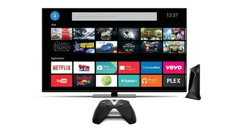 nvidia gaming console new nvidia shield tv console 500gb pro android gaming
