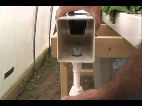 followup hydroponic rail system  growing lettuce