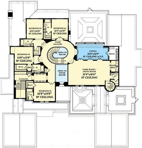 luxury colonial house plans plan 82012ka luxury spanish colonial house plan spanish