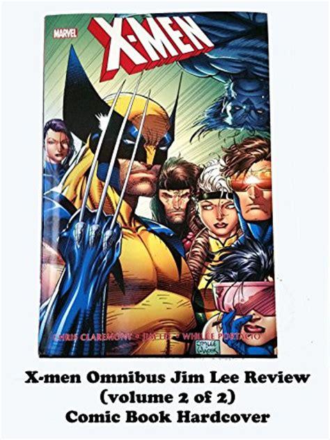 x classic omnibus books omnibus jim review volume 2 of 2 comic