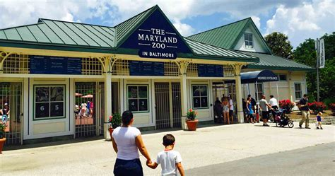 Maryland Finder Maryland Zoo In Baltimore Find Your Chesapeake National Park Service And
