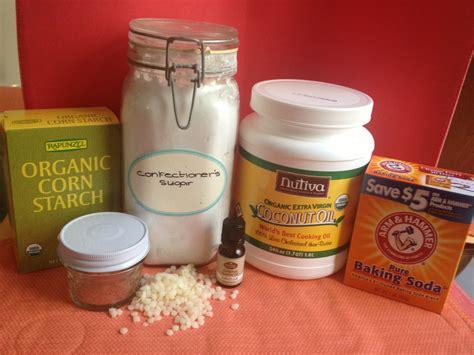 Handmade Deodorant - how to make organic deodorant homemaker
