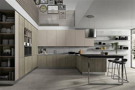 cucine ad angolo con isola idee cucina moderna ad angolo con penisola