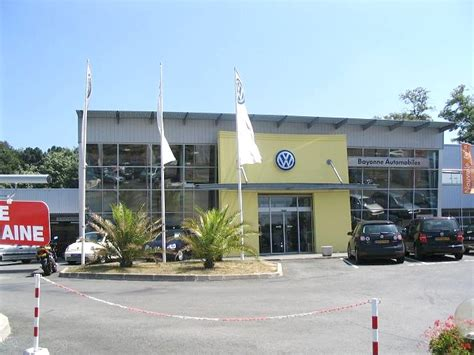 Volkswagen Automobiles by Volkswagen Quot Bayonne Automobiles Quot 224 Cambo Les Bains