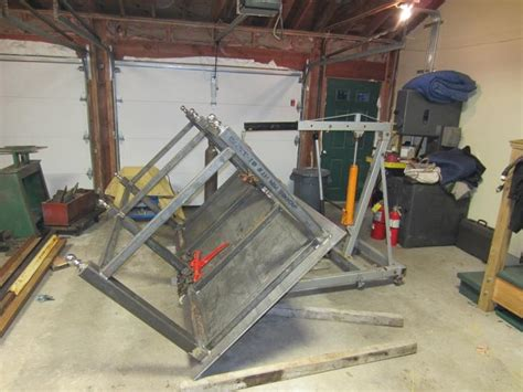 miller welding bench another welding table miller welding discussion forums