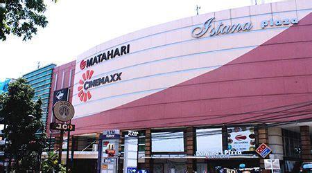film bioskop hari ini medan plaza jadwal film dan harga tiket bioskop istana plaza bandung