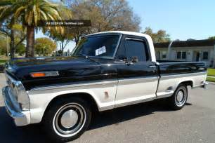 1969 Ford Truck 1969 Ford Ranger Up Truck Big Block F100 F150