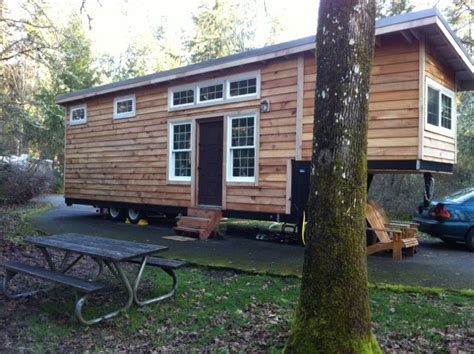 mini trailer house 38 gooseneck willamette farmhouse now residing in washington rv tiny house