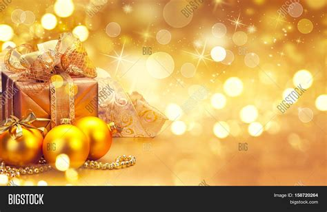 new year colors and gold new year gold color gift image photo bigstock