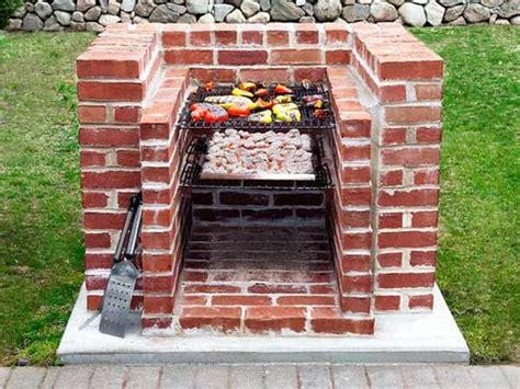 backyard barbecue pit cool diy backyard brick barbecue ideas amazing diy