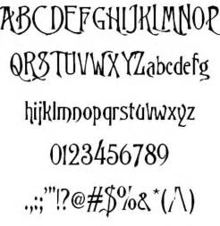 nice amount of halloween fonts design a fearful stuff