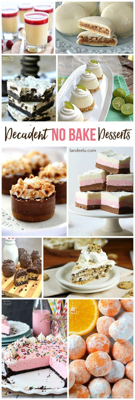 12 no bake easter desserts decadent no bake dessert recipes landeelu com