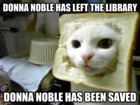 Donna Meme - meme monday doctor cat the collective