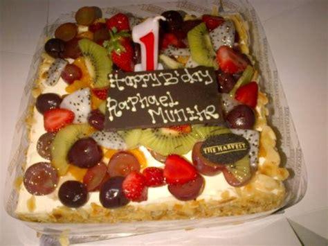 Harga Kue Ulang Tahun by Pin Harvest Kue Ulang Tahun Cake On